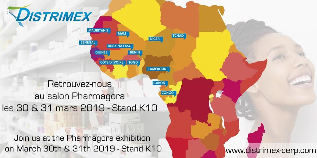 Join us at Pharmagora 2019